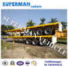 Sino Truck Cargo Semi Container Trailer From China