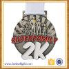 Design Customer Metal Square Medal with Ribbon
