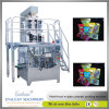 Automatic Rotary Commercial Microwave Popcorn Bag Filling Packaging and Sealing Packing Machine with Work Platform