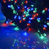 10meter 100 LED Waterproof Multi Color LED String Christmas Light