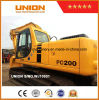 Used Komatsu Crawler Excavator PC200 Hydraulic Excavator Oringinal Japan