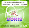 Cr39 1.499 Invisible Bifocal UC 70/28mm Optical Lens