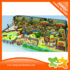 Nature Theme Colorful Giant Indoor Play Equipment with Balls Pool