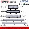 9.5′′ 12′′ 14.5′′ 17.1′′ 20′′ 23′′ 31′′ LED Light Bar for Car Auto Crane, SUV, ATV