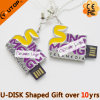 Custom Letter/Character Shaped USB Pendrive for Present (YT-1800)