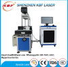 CO2 Glass Tube Laser Marking Engraver Machine for Leather