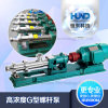 Food Grade Stainless Steel Sanitary Screw Pump