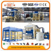 Fully Automatic Block Brick Machine with Hydraulic Press Ce