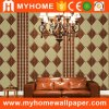 Building Supplies Wallpapers Waterproof PVC Wallpaper 3D Wall Paper