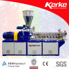 Plastic Masterbatch Compounding Parallel Twin Screw Extruder