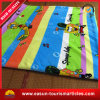 Custom Cheap Beach Blanket Plaid Fleece Blanket 100% Polyester Polar Blanket for Promotion