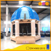 Inflatable Castle Bouncer with Blue Top (AQ03109)