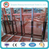 3-19mm Clear /Bronze Tempered Glass for Stair and Doors and Guardrail