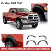 Auto Parts Accessories Truck Fender Flare for Dodge RAM 2500 10-13