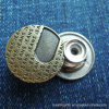 The Classicl Antique Brass Material in Copper Shank Button for Jeans (HD1123-15)