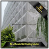 Aluminum Perforated Curtain Wall Wall Cladding