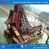 Bucket Chain Dredger for Medium Size