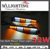 Vehicle Interior Police LED Visor Warning Light