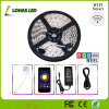 Smartphone Controlled RGB WiFi Smart LED Strip Light