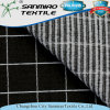 Beautiful Look New Design Checked Knitting Knitted Denim Fabric for Garments