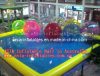 Water Ball, Full-Color Water Ball and Inflatable Pool Toys for Rental