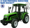 2014 New Design 4 Wheel Drive 45HP Small Farm Tractor