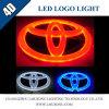 Car 4D LED Logo Badge Light for Toyota