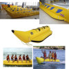 OEM Inflatable PVC Water Toy Banana Boat with CE