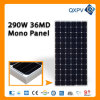 36V 290W Mono PV Solar Panel