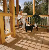 Groove Surface Decking Flooring (TS-05)