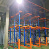Heavy Duty Pallet Storage Drive in Racking for Industrial Warehouse