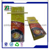 Quad-Sealed Recyclable Coffee Packaging Bag with Tin Tie