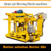 Tunisia Concrete Block Machine Qt40-3A Dongyue Machinery Group