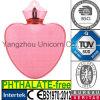BS Heart PVC Hot Water Bottle