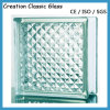 Clear/Color Glass Brick for Bathroom Glass/Building Glass with Good Price