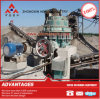 200-300 Tph Stationary Crushing and Screening Station