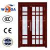 Bookroom Using Security Steel Metal Iron Glass Door (W-GD-13)