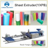 Single Pieces Plastic Sheet Extruder (YXPB750)