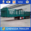 2 Axle 3 Axles Cargo Stake Sidewall Fence Trailer