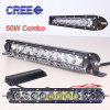 Slim 50W LED Light Bar with 3D Reflectors