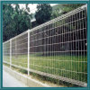 Double Ringed Protection Fence with Ground Plug Anchor