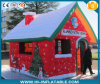 Large Outdoor Xmas Inflatable House / Inflatable Christmas House / Christmas Decorations