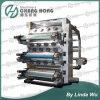 6 Color Flexo Printing Machine High Speed