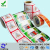 Color Packaging Sticker