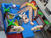Wacky Inflatable Amusement for Kids (CYFC-411)