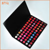 66 Color Lady′s Makeup Lipgloss /Lip Cream New Style fashion Beautiful Palette Cosmetic Lip Gloss