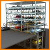 Vertical and Horizontal Car Parking System