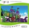 Kaiqi Colourful Pirate Ship Themed Large Children′s Playground