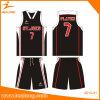 Healong Sublimation Baseketball Uniform Basketball Jersey for Team Club