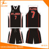 Healong Sublimation Baseketball Uniform Basketball Jersey